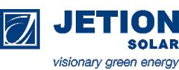 Jetion Solar